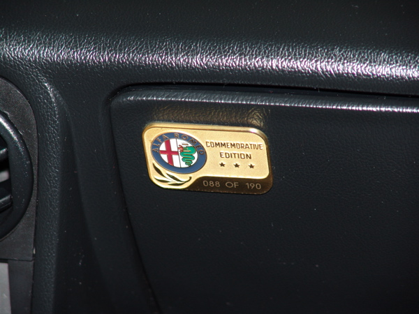 1994 Spider Commemorative Edition - www.veteran-auto.hu